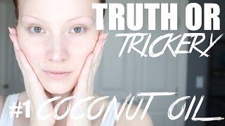 Coconut Oil SKIN CARE | Part 1
