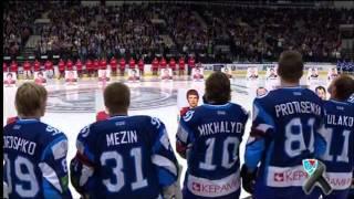 getlinkyoutube.com-Lokomotiv Jaroslavl / Ceremony in Minsk