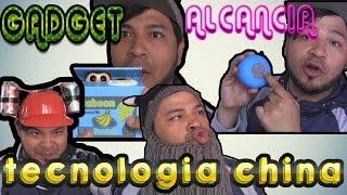 getlinkyoutube.com-TECNOLOGÍA CHINA | ALCANCIA DE MONO,BOCINAS BLUETOOTH | GearBest