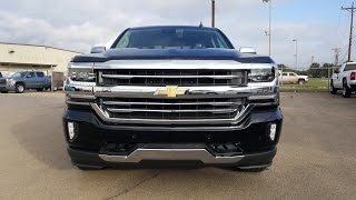 getlinkyoutube.com-ALL-NEW 2016 Silverado High Country!