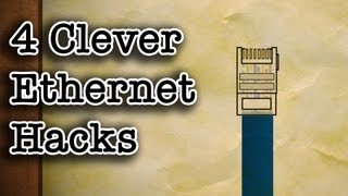getlinkyoutube.com-4 Clever Ethernet Cable Hacks