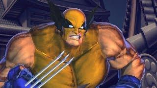 getlinkyoutube.com-Street Fighter X Tekken - Spawn x Death VS Deadpool x Wolverine [1080p] TRUE-HD QUALITY