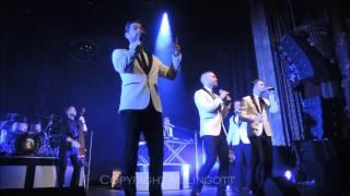 getlinkyoutube.com-The Overtones - Under The Boardwalk - Palladium London - July 3rd 2015