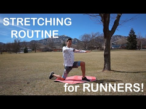STRETCHING ROUTINE FOR RUNNERS : KEY MUSCLES GROUPS AND TIPS | Sage Running