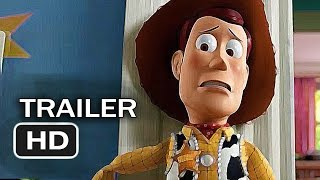 Toy Story 4 - 2017 Movie Trailer Parody