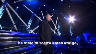 Phil Collins - In the air tonight (Subtítulos español)