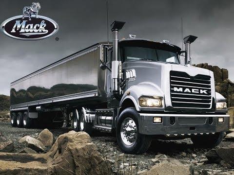 Mega Maquinas - Mack Trucks