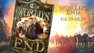 REVIEW: Why you should definitely go see 'The World's End'