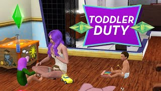 getlinkyoutube.com-TODDLERS - Sims 3 Ever After Ep. 23