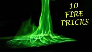 getlinkyoutube.com-✔ TOP 10 BEST Fire Tricks