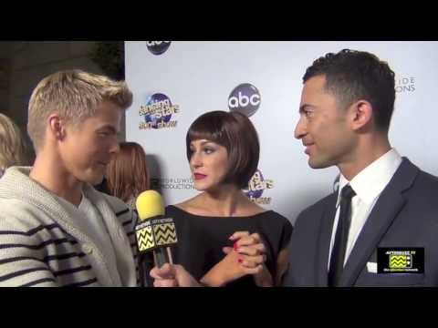 Dancing With The Stars Finals Preview with Kellie Pickler & Derek Hough on AfterBuzz TV