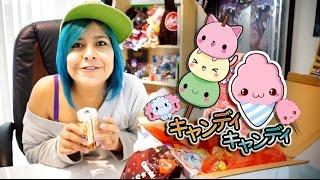 getlinkyoutube.com-Dulces Japoneses locos CHALLENGE!!! #Tokiotreat