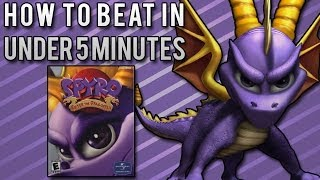Spyro Enter the Dragonfly in Under 5 Minutes - Tutorial