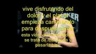 "getlinkyoutube.com-Esta Vida Me Encanta(Remix) ""LETRA"" - C-Kan Ft. Smoky, SantaRM, McDAVO"
