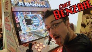 """Chez Benzaie: """"Bien ma borne d'arcade ?"""""""