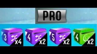 getlinkyoutube.com-Asphalt 8 opening Pro boxes