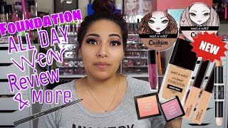 getlinkyoutube.com-WetNWild PHOTO FOCUS Foundation In Desert Beige On Combo Skin REVIEW + WetNWild Products Reviews