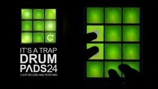 getlinkyoutube.com-Trap Drum Pads 24 Android & iOS