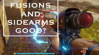 getlinkyoutube.com-Are Fusions and Sidearms Good Against the Meta? (Trials of Osiris Plays)