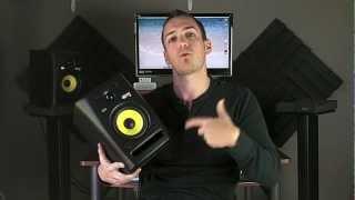 getlinkyoutube.com-KRK Rokit 5 Studio Monitors Review - TheRecordingRevolution.com