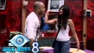 getlinkyoutube.com-Sonali Raut Slaps Ali Quli Mirza| Bigg Boss 8 | Episode Update