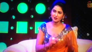 getlinkyoutube.com-Alisha Pradhan talks abt Love & ROMANCE sexy Bangla actress