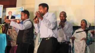 getlinkyoutube.com-Hees cuub madaxdii dalkoow 2012. Xuseen Shire, Gaadaco, Weheliye, Faysal Yare iyo Fanka