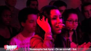 Youssoupha - On se connaît (Live) (ft. Ayna)