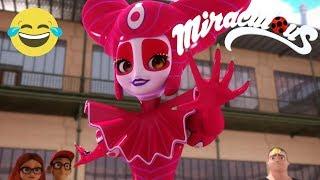 getlinkyoutube.com-Miraculous Tales of Ladybug & Cat Noir   Reflekta   Official Disney Channel UK