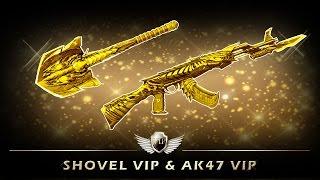getlinkyoutube.com-[CFVN] AK47 VIP Born Beast và Shovel Xẻng VIP Born Beast (& Noble Gold)