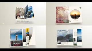 Magazine 2 - After Effects Template