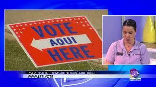 Hablamos con Artemis Kahl de la oficina de elecciones del condado Lee