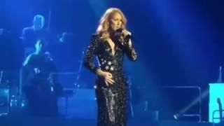 getlinkyoutube.com-Celine Dion - All By Myself (Live, October 7th, 2016, Las Vegas)