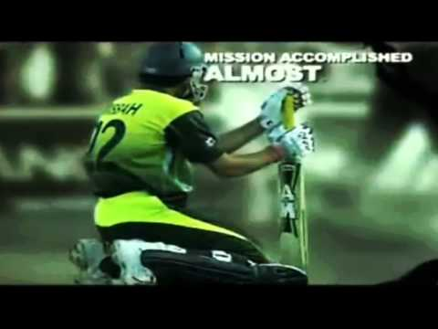 Pakistan Cricket Team..World Cup 2011 !! Promo [HD] !!