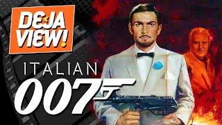 getlinkyoutube.com-Italian James Bond (with Sean Connery's Brother!) - Deja View