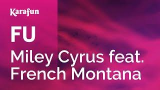 getlinkyoutube.com-Karaoke FU - Miley Cyrus *