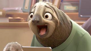getlinkyoutube.com-Zootopia   all clips & trailers (2016) Disney Animation