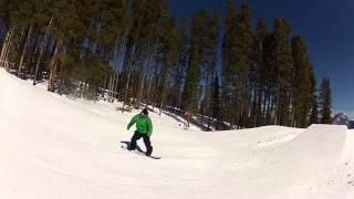 getlinkyoutube.com-2017 snowboarding Ultimate Buttering / Flatland