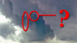 getlinkyoutube.com-Mysterious city spotted floating in clouds above China || Ominous City UFO Sighting 2015