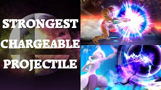getlinkyoutube.com-Super Smash Bros. 4 - Who has the strongest Chargeable Projectile?