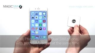 getlinkyoutube.com-GoodTalk-S Dual SIM Device. Have 2 SIM's active at the same time! (iPhone 6S DEMO)