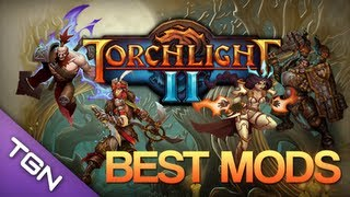 getlinkyoutube.com-Mod Library : Best Torchlight Mods