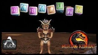 getlinkyoutube.com-Mortal Kombat 9 - BABALITY DE TODOS PERSONAGENS ( PC/PS3/XBOX360 )