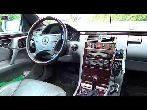 Инструкция,клима т-контроль Mercedes-Benz W140