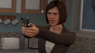 getlinkyoutube.com-GTA V: Trevor Kills Floyd And Debra