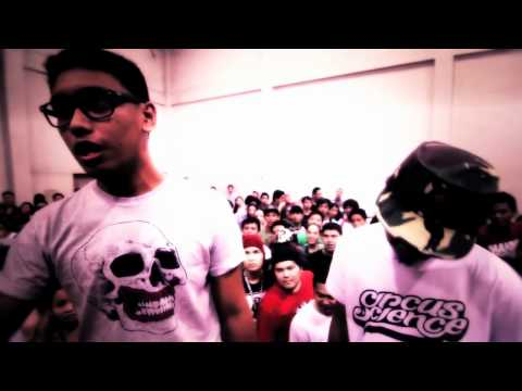 FlipTop - BLKD/Kahir vs Harlem/Juan Lazy