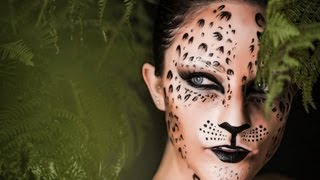 getlinkyoutube.com-Leopard (Print) Make-Up Tutorial | Shonagh Scott | ShowMe MakeUp