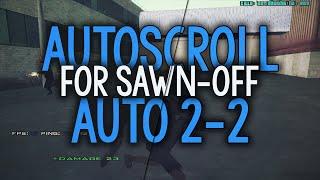 [SAMP 0.3.7] CLEO AutoScroll Sawn-Off - Auto 2-2 ● Belciuu