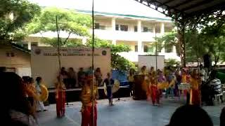 Malabon.E.S. Salidumay - Baby Shark (folk dance version)