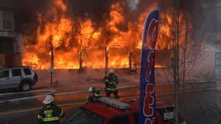 getlinkyoutube.com-North Hudson Regional Fire & Rescue 5th Alarm 12/21/16